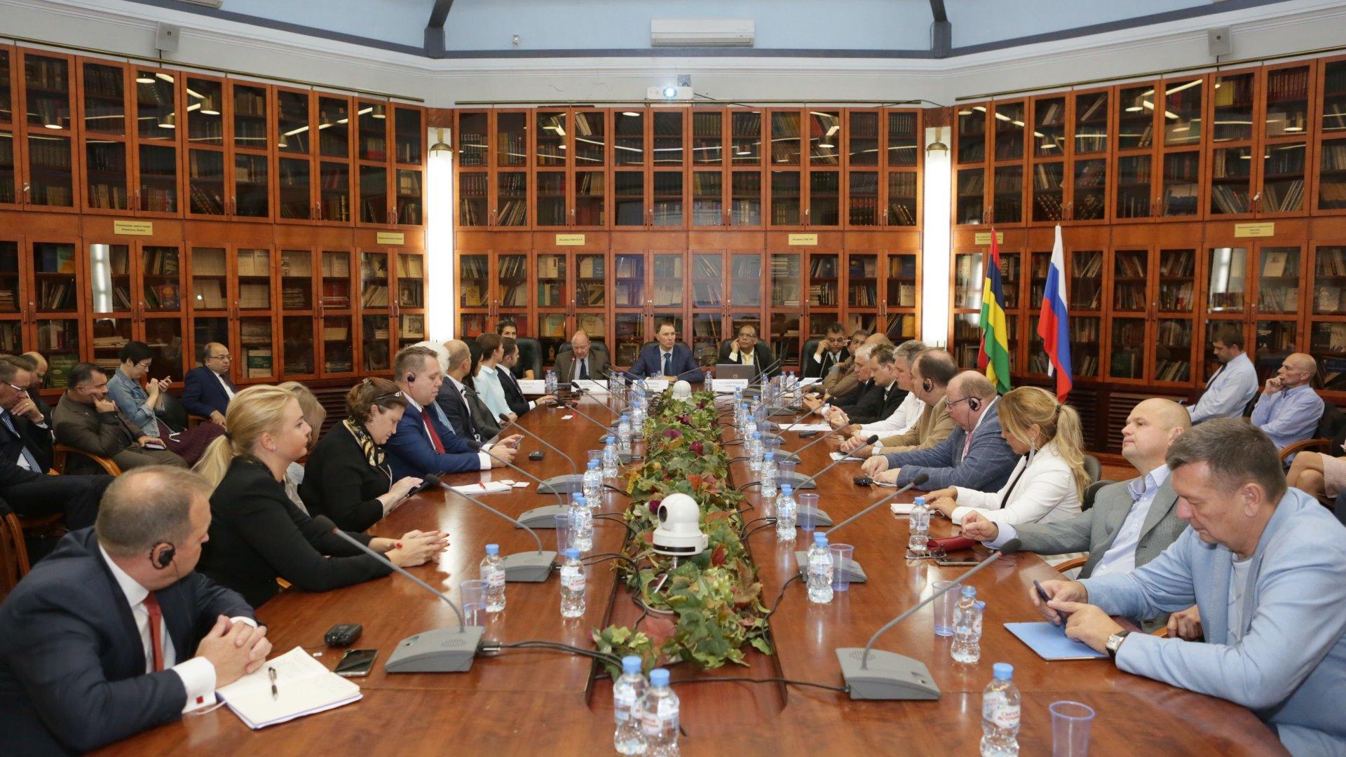 Инвестиционный потенциал Маврикии - Консультация онлайн